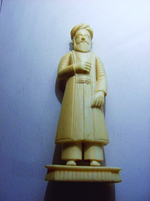 ANTIQUE IVORY CARVING