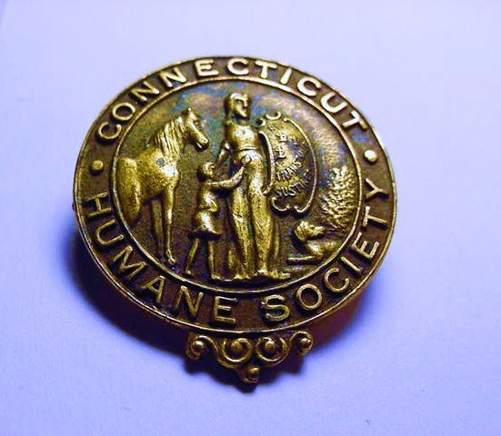 CONNECTICUT HUMANE SOCIETY PIN