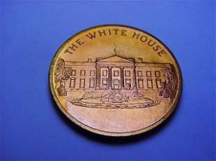 WHITE HOUSE MINT MEDAL UNC