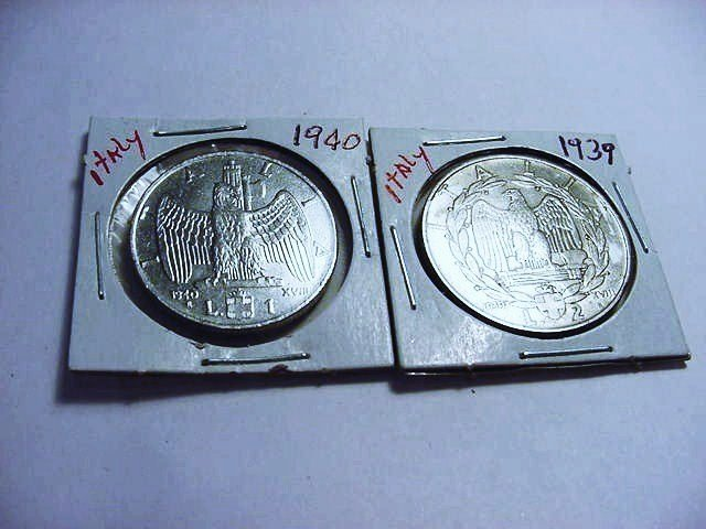 [2] EARLY ITALIAN COINS