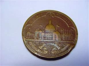 1893 COLUMBIAN EXPO SO-CALLED DOLLAR