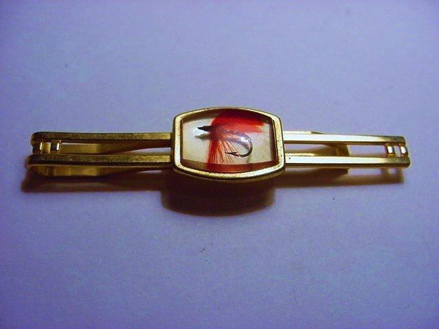 14k Yellow Gold Tie Bar 50 mm