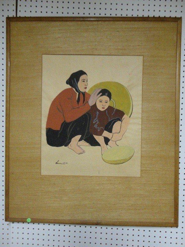 12: Vietnamese painting 1938