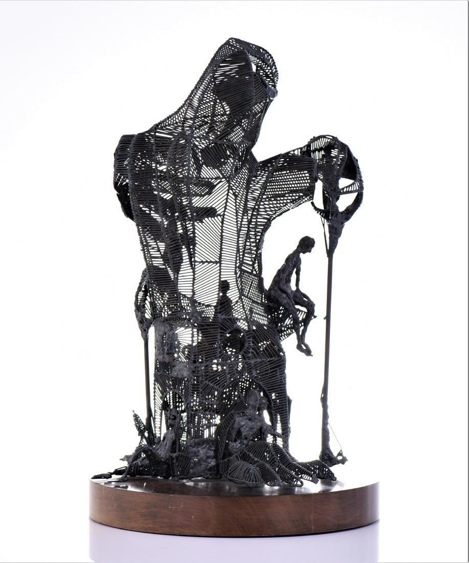 Gary Hill, Born 1951, American Artist, An Original - 3