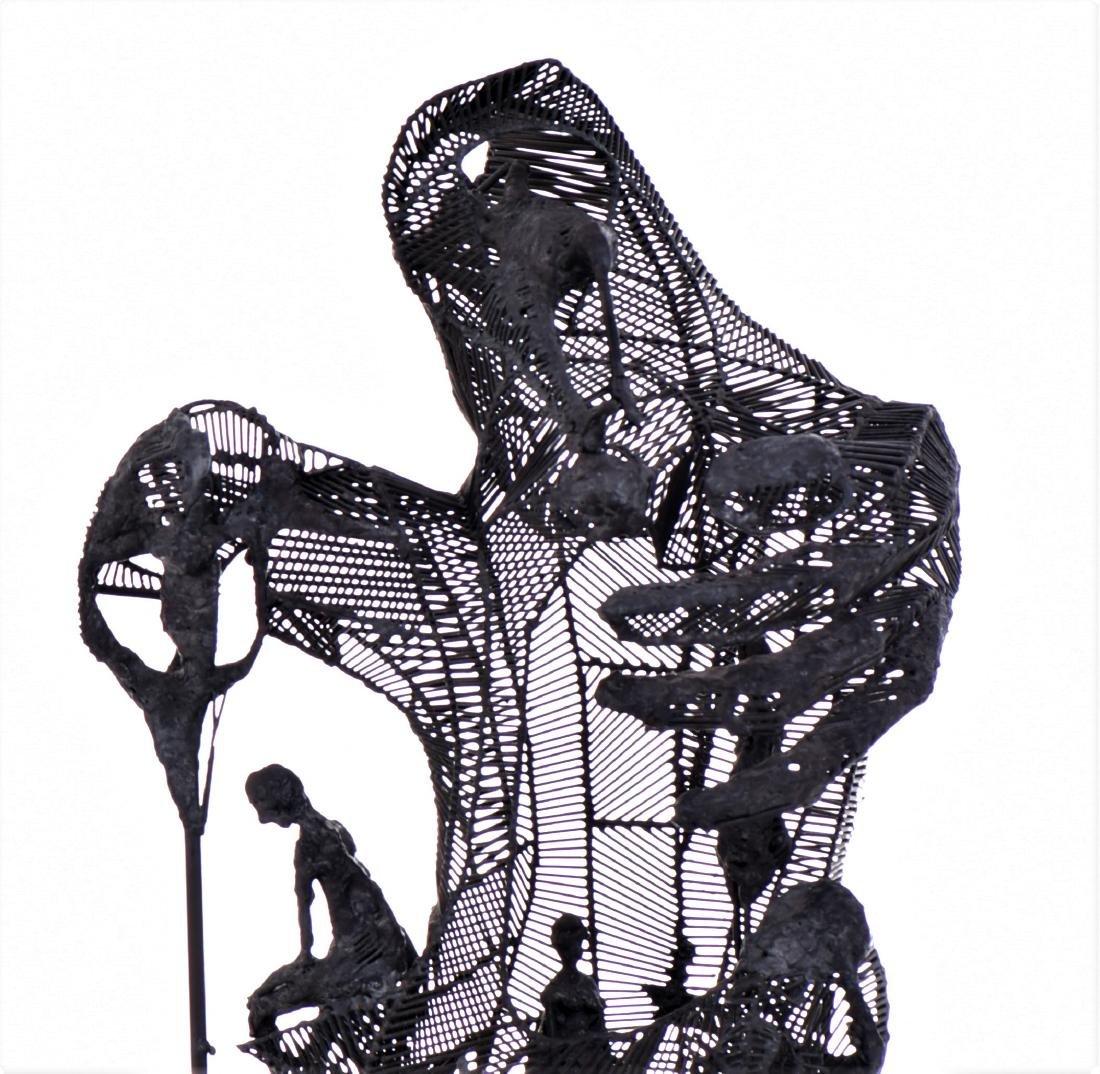 Gary Hill, Born 1951, American Artist, An Original - 8
