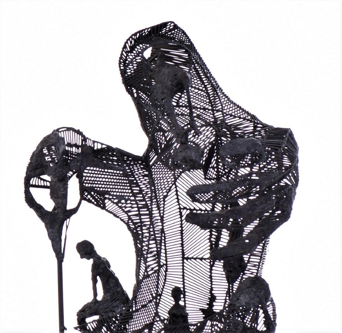 Gary Hill, Born 1951, American Artist, An Original - 9