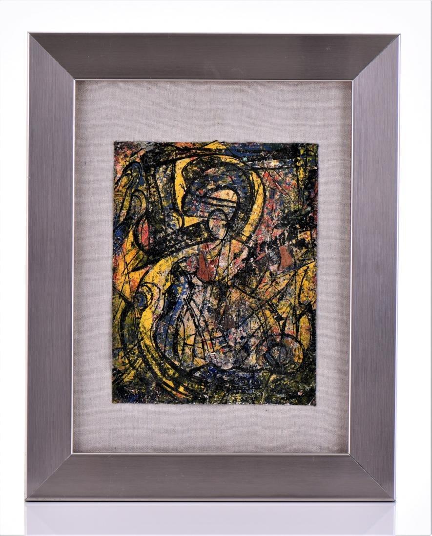 Alexander Gore, 1958-, American Artist, Titled The