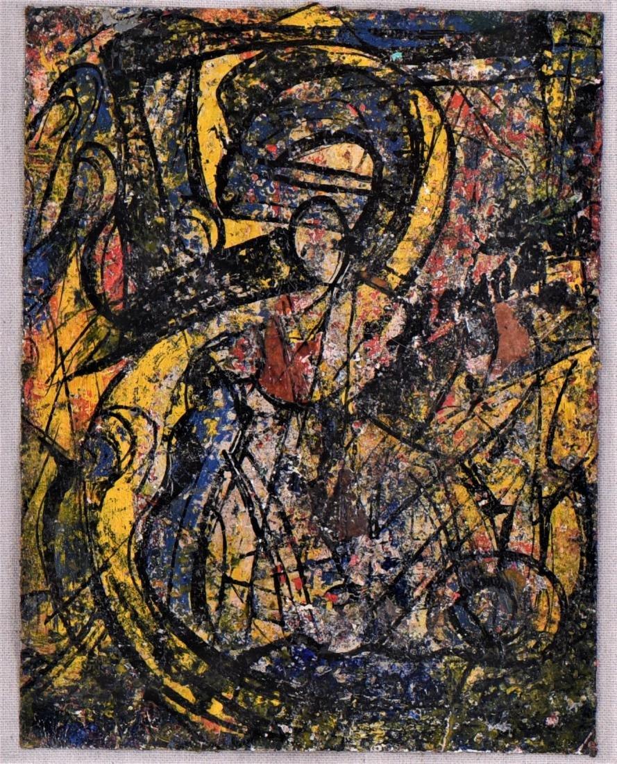 Alexander Gore, 1958-, American Artist, Titled The - 2