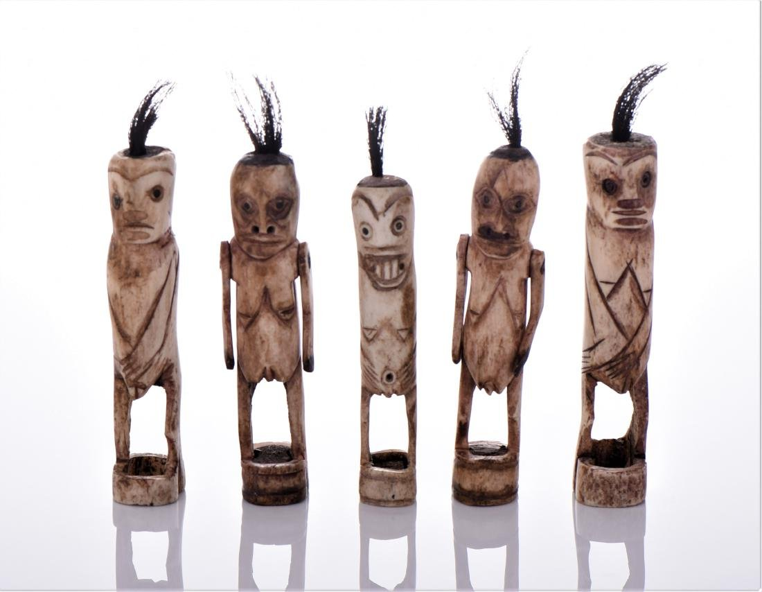 Rare Antique Lombok And Bali Island Bone Ancestor