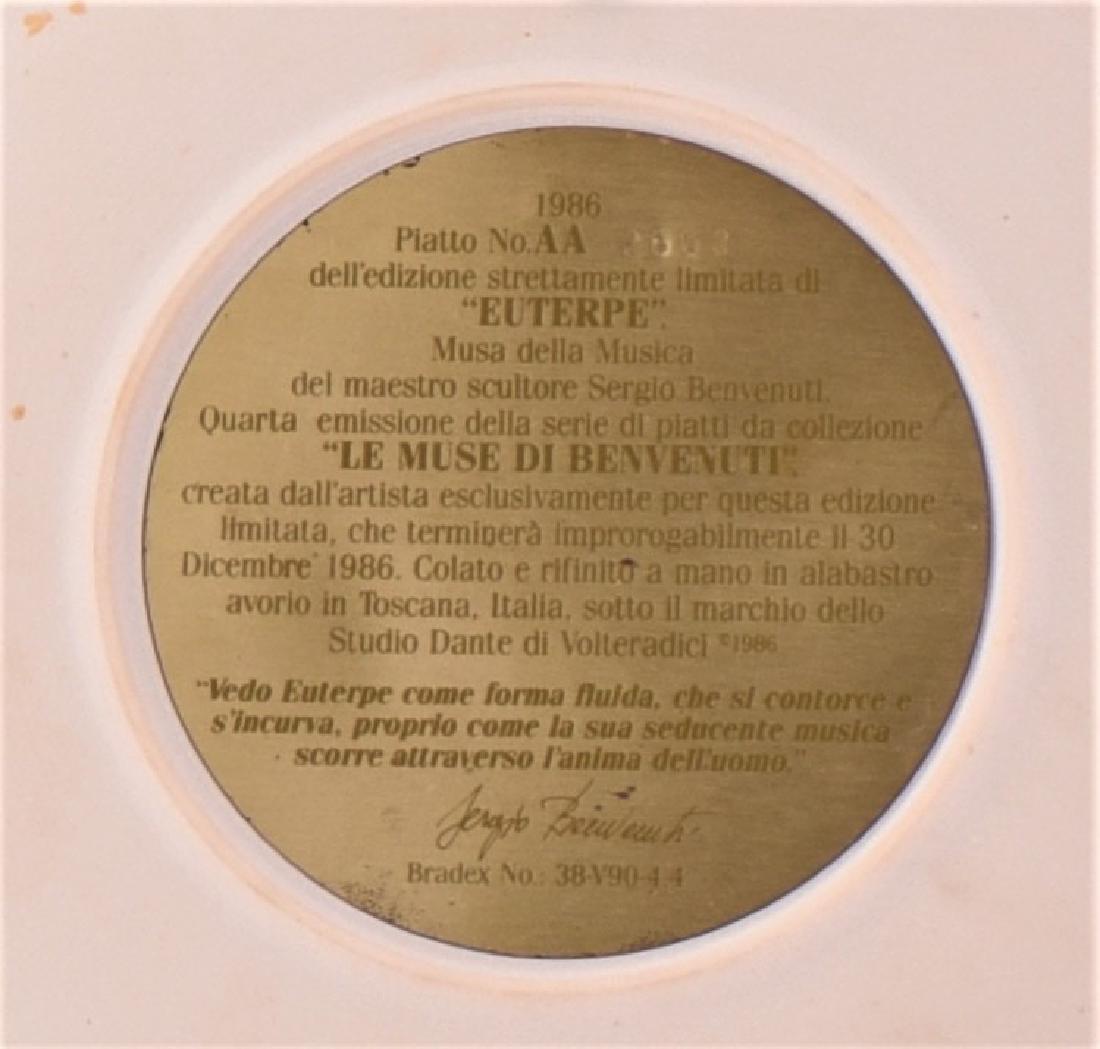 1986 Studio Dante Di Volteradici, Titled Euterpe, - 3