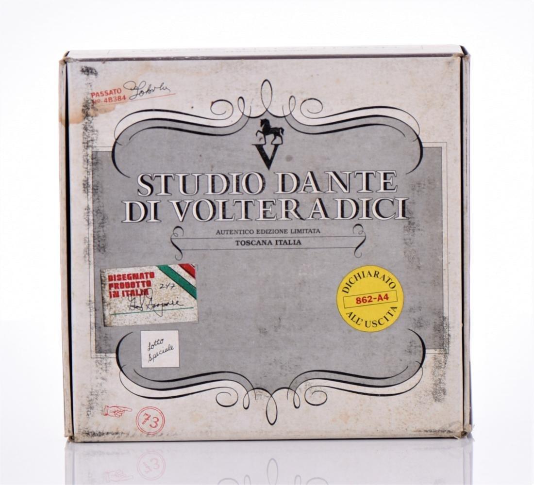 1986 Studio Dante Di Volteradici, Titled Euterpe, - 4