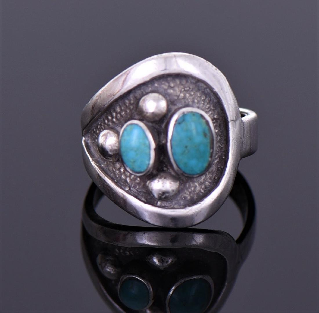 Old Pawn Native American South West Turquoise