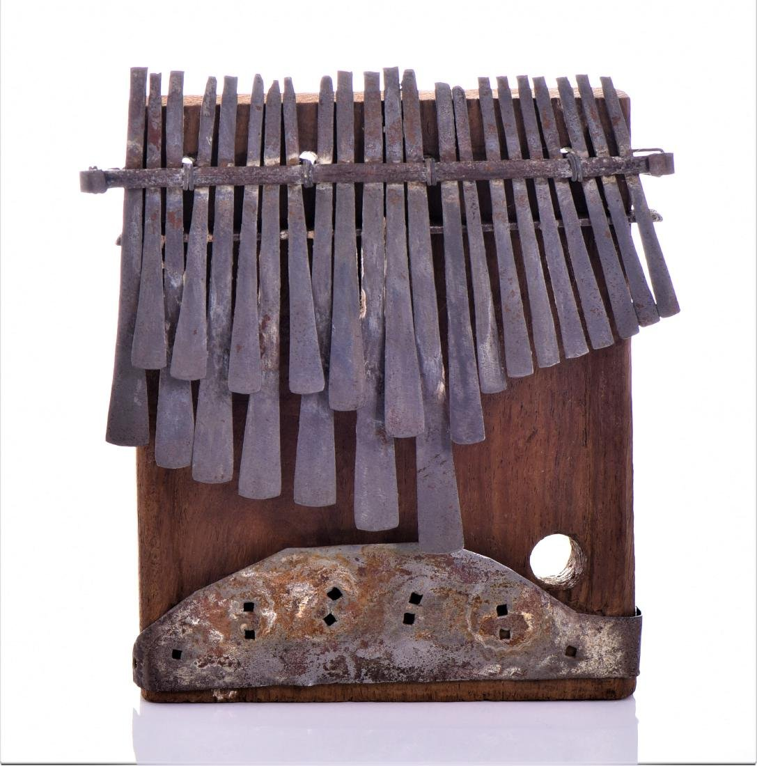 African, Angola, Chokwe Culture, 20Th Century.