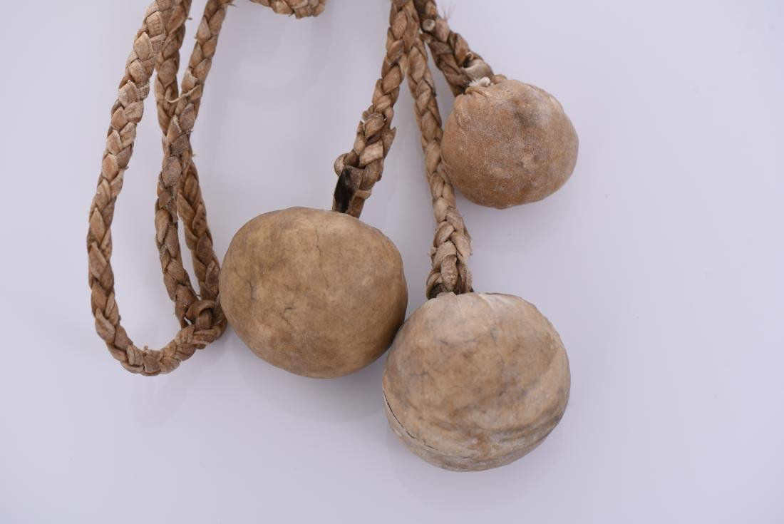 Gaucho Bolas Boleadoras Handmade Rope Lasso - 2