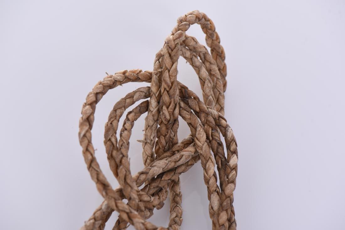 Gaucho Bolas Boleadoras Handmade Rope Lasso - 3