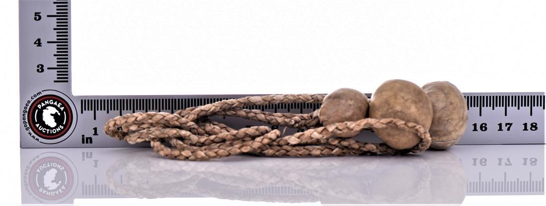Gaucho Bolas Boleadoras Handmade Rope Lasso - 4