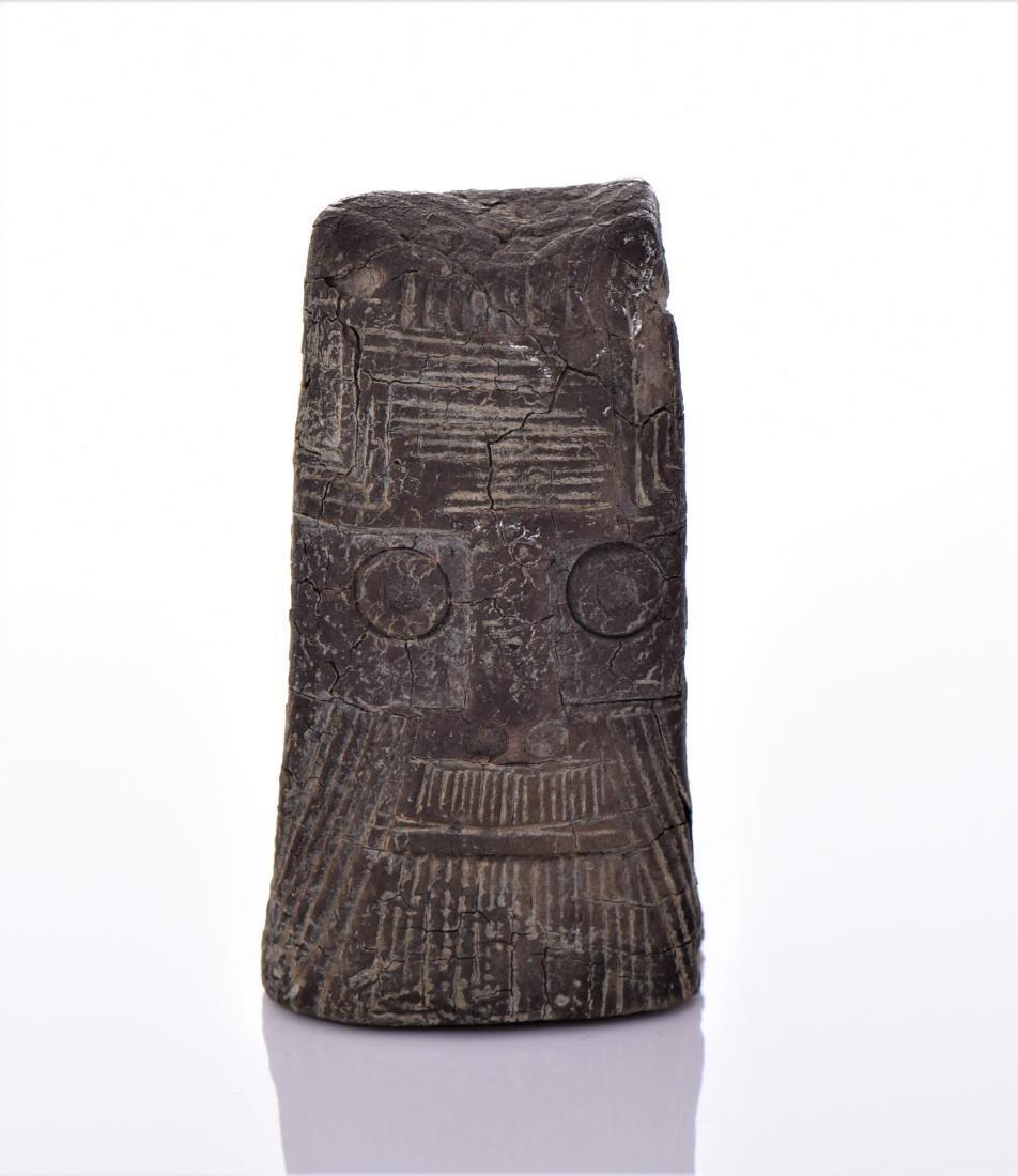 Rare And Unusual Stone Like Artifact.