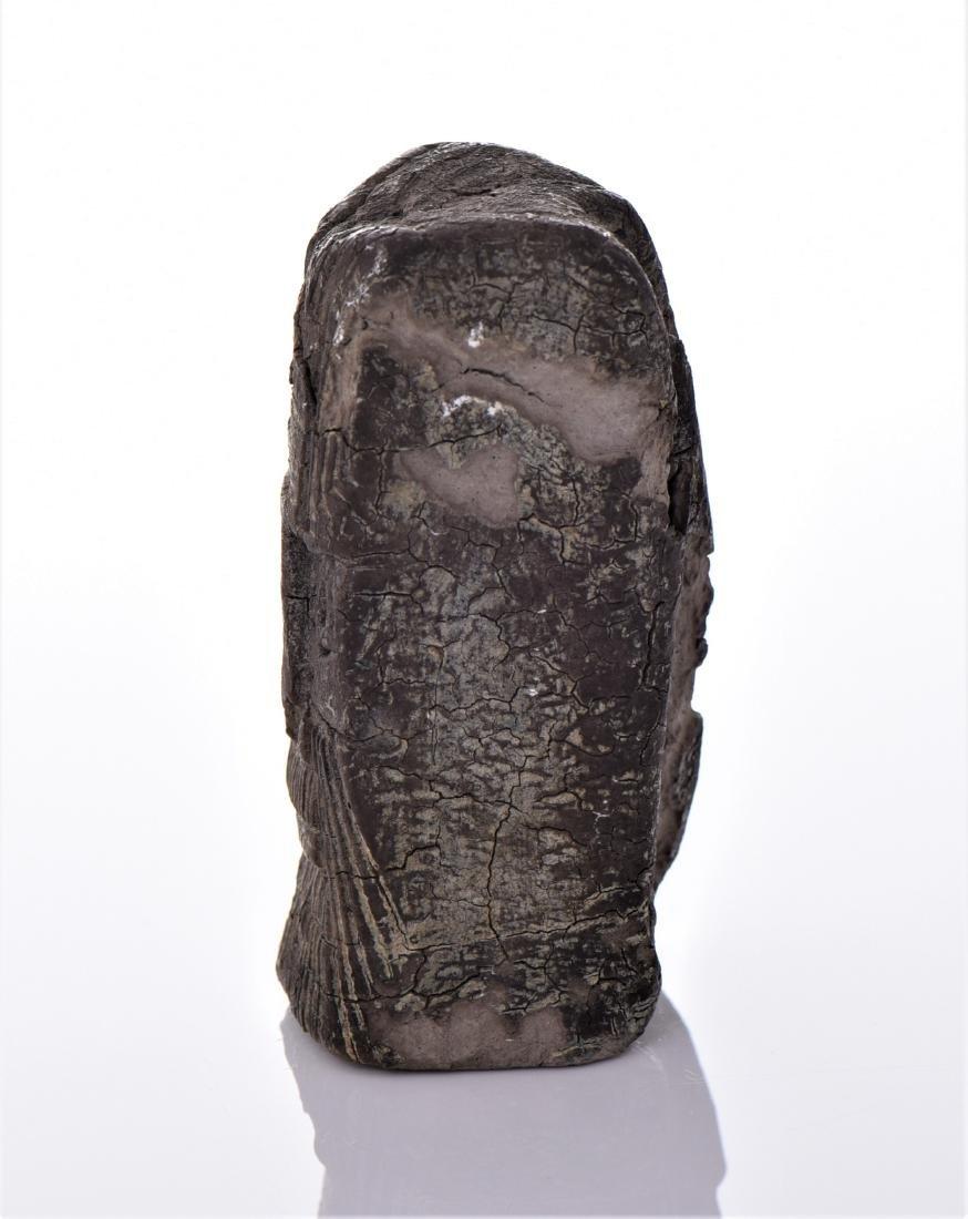 Rare And Unusual Stone Like Artifact. - 4