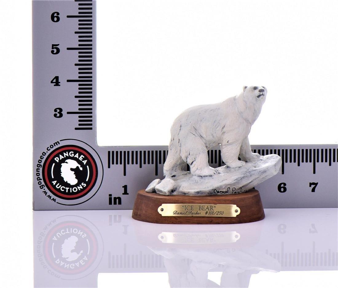 Daniel Parker Bronze Sculpture Titled Ice Bear, - 7