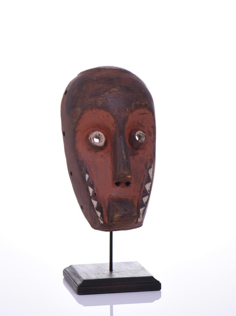 African Mambilla (Mambila) Hand Painted Wood