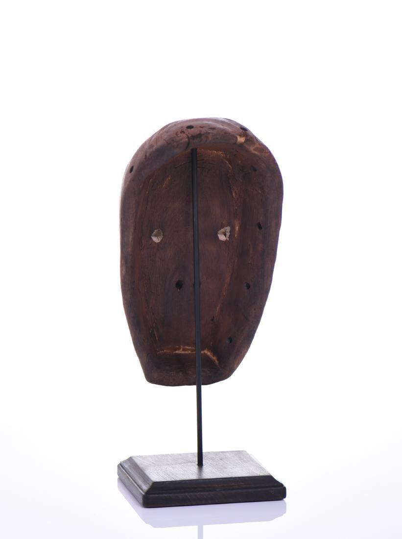 African Mambilla (Mambila) Hand Painted Wood - 2
