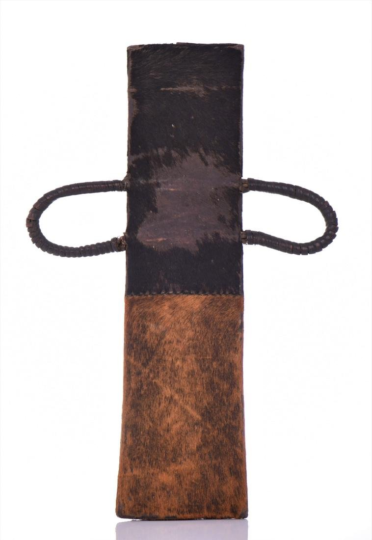 African Machete Knife Sheath, Cameroon.