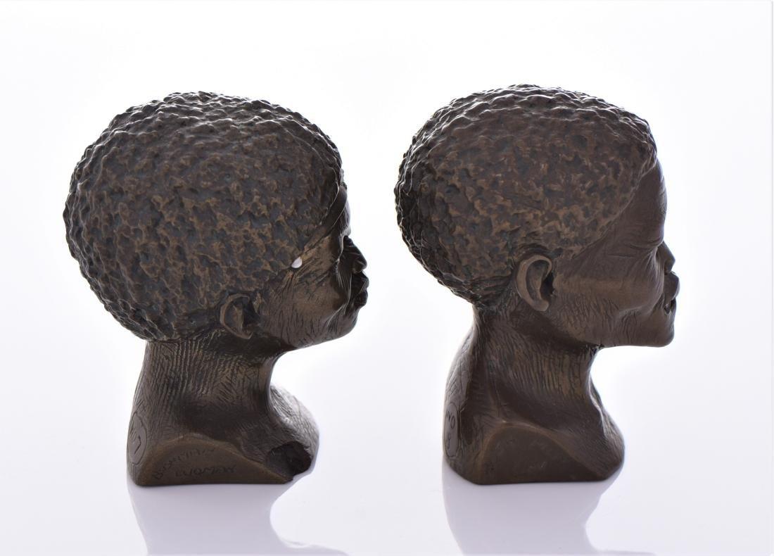 Casper Darare South African Bronze Overlay - 2