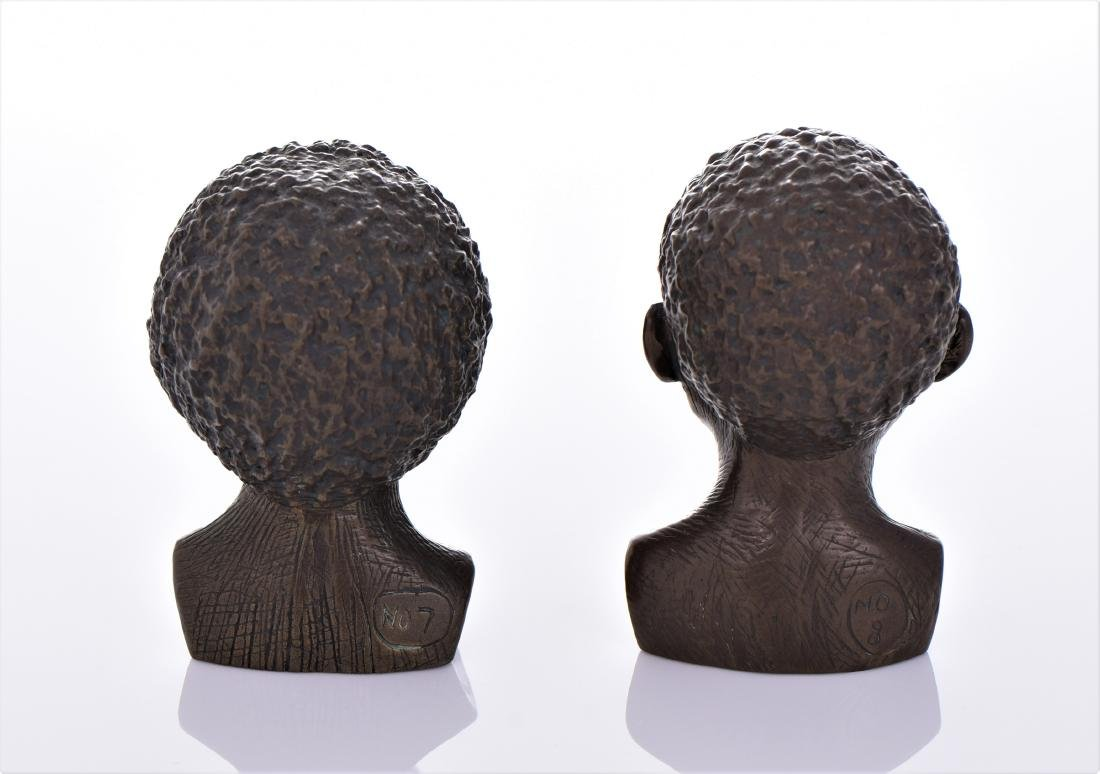 Casper Darare South African Bronze Overlay - 3
