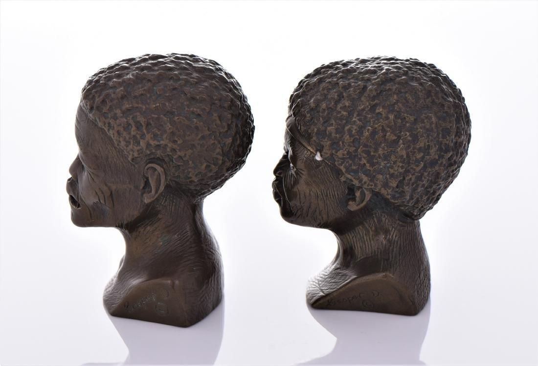 Casper Darare South African Bronze Overlay - 4