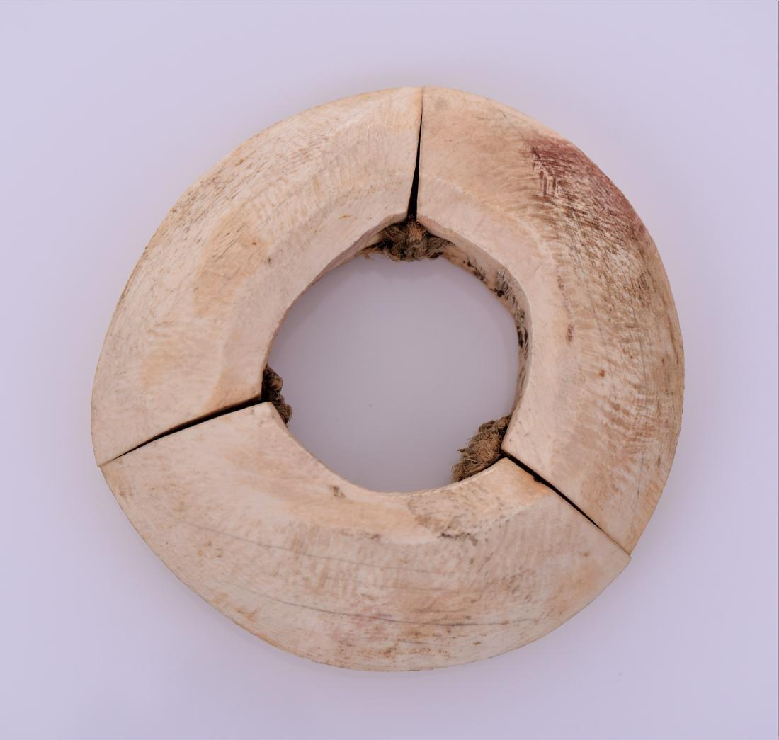 Antique African Bone Bracelet.