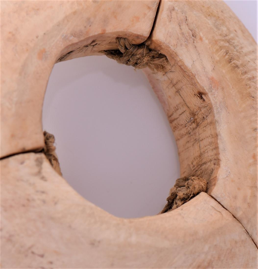 Antique African Bone Bracelet. - 3