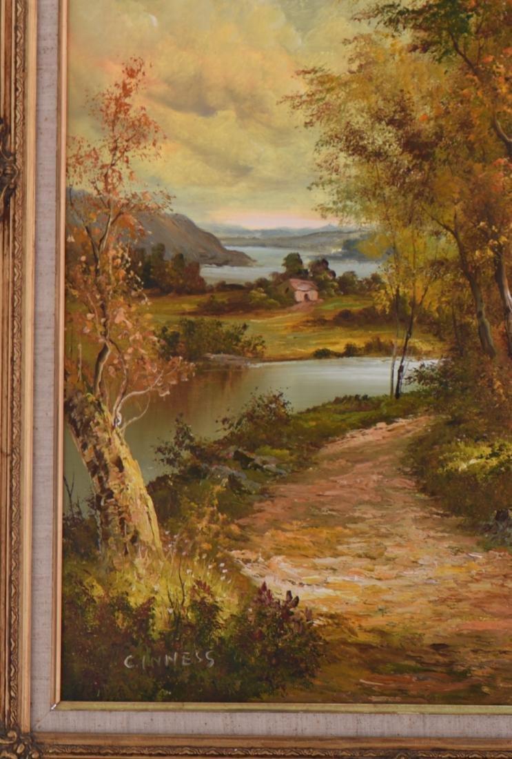 Clara Davis Inness, 1874-1932, Original - 3