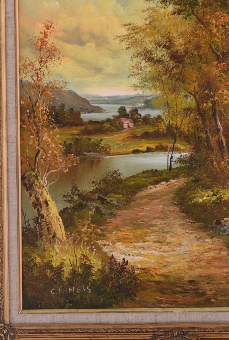Clara Davis Inness, 1874-1932, Original - 4