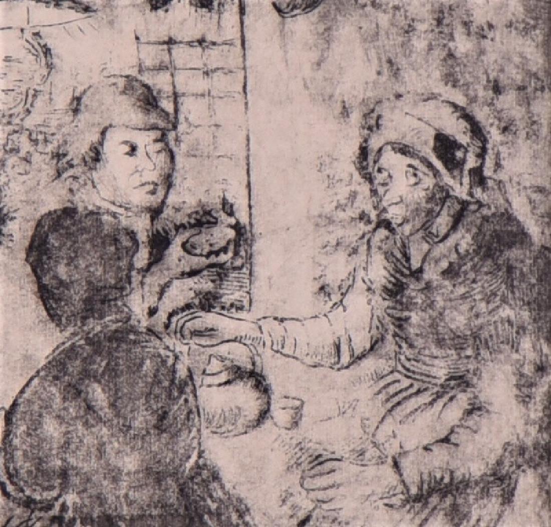 Signed Vincent, Vincent Van Gogh, Etching - 3