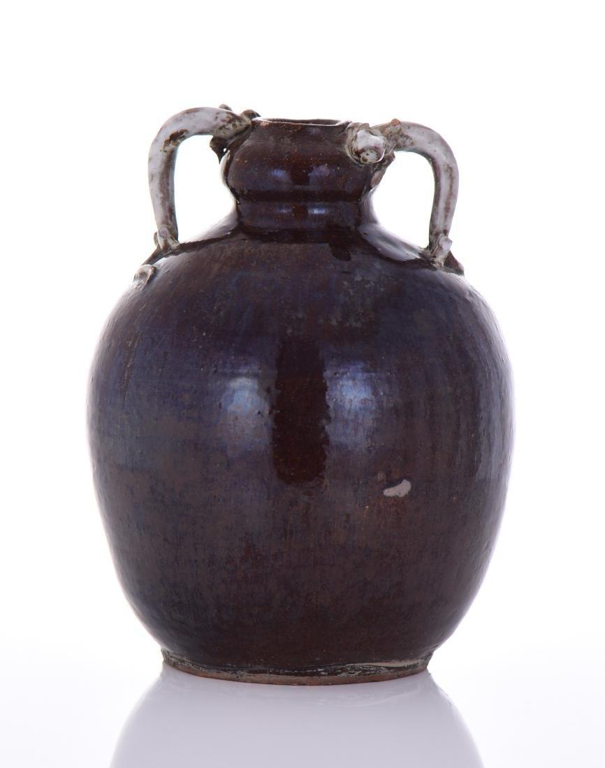 18th Century Qing Dynasty Flambe Glaze - 3