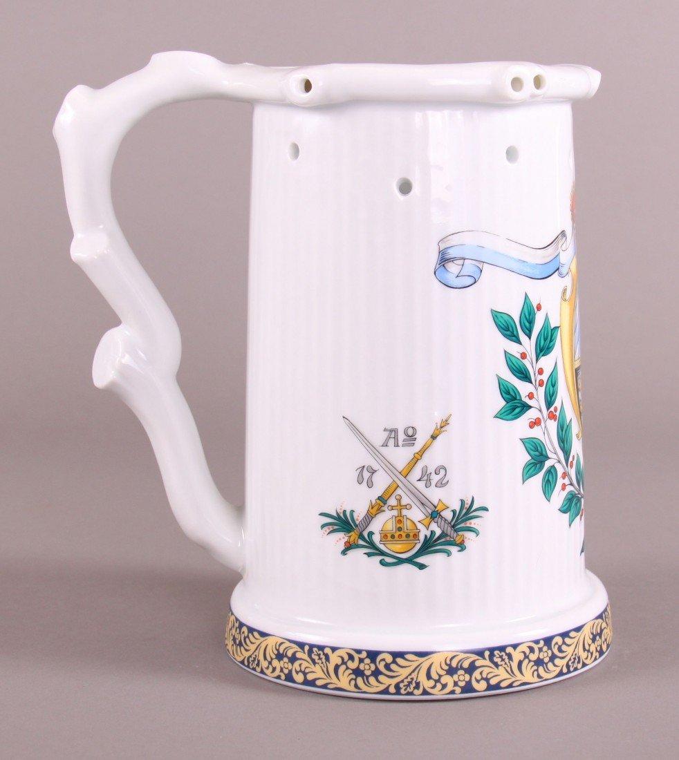 23: Continental Trick Drinking Mug.  c. mid 1900's.  Yo