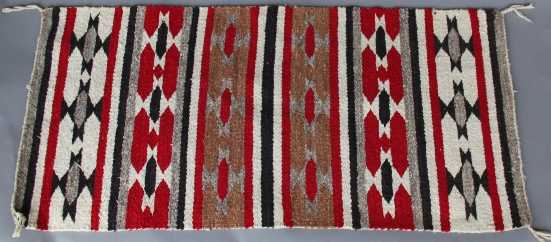 Native American Hand Woven Wool Rug …