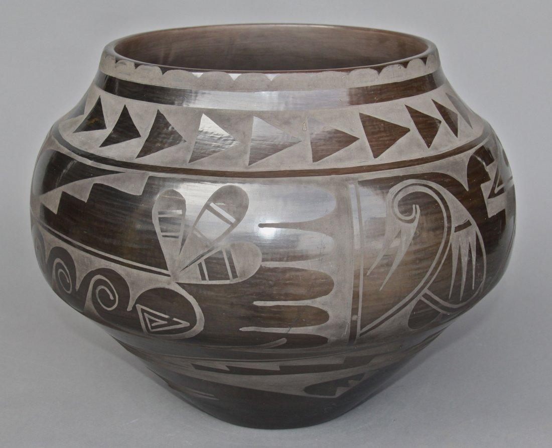 Carmelita Dunlap (1925-1999), San Ildefonso Pueblo Sout