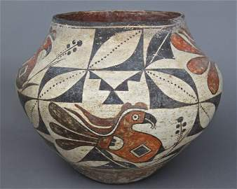 Ancient Native American Indian Southwestern Pottery, Ol