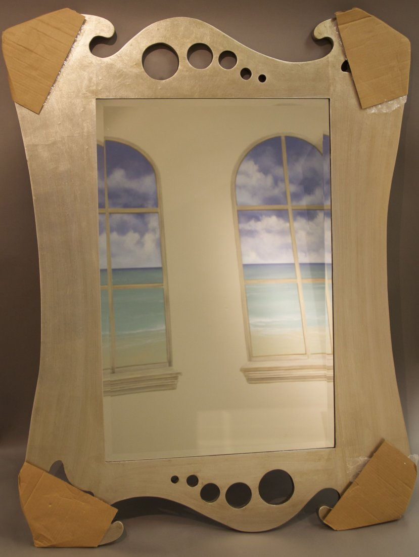 Decorative Mirror  [27(lbs), 52(in), 41(in), 1(in)]