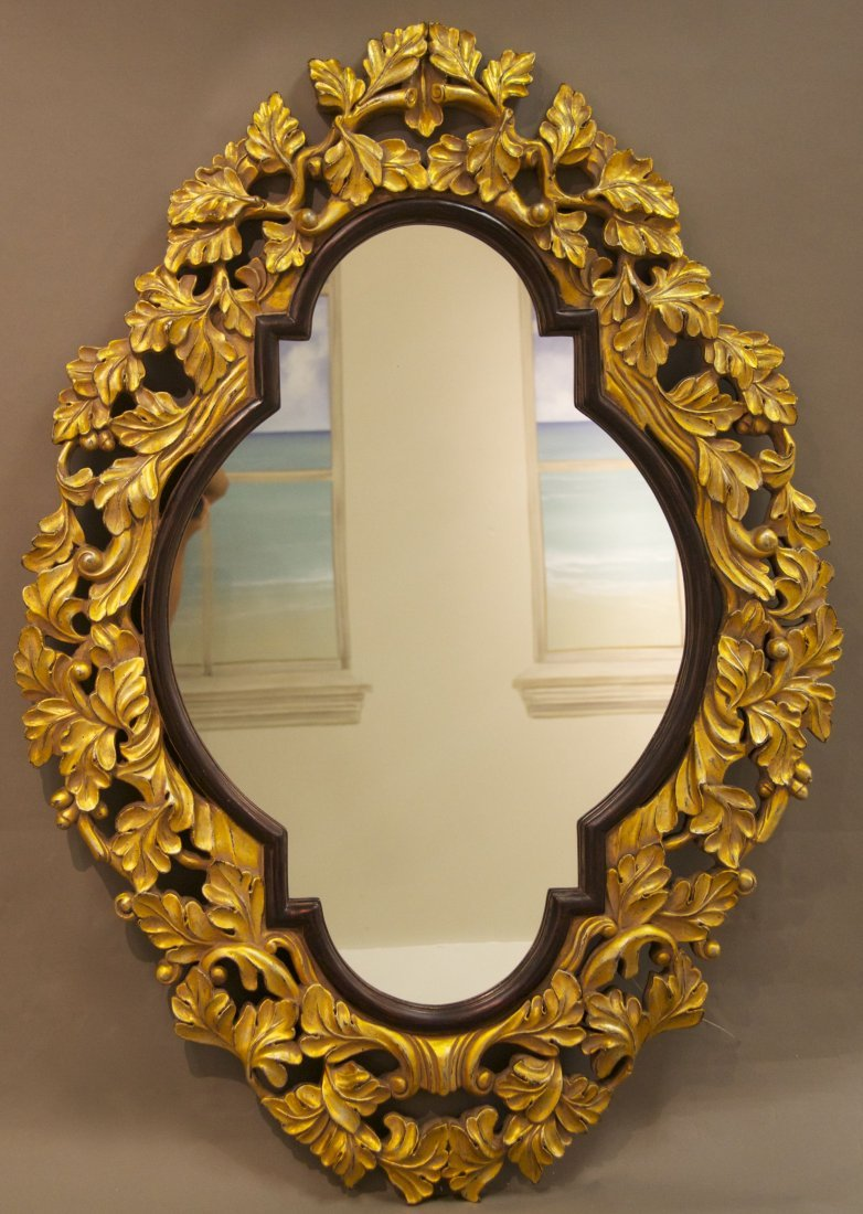 Decorative Mirror  [24(lbs), 53(in), 37(in), 2(in)]