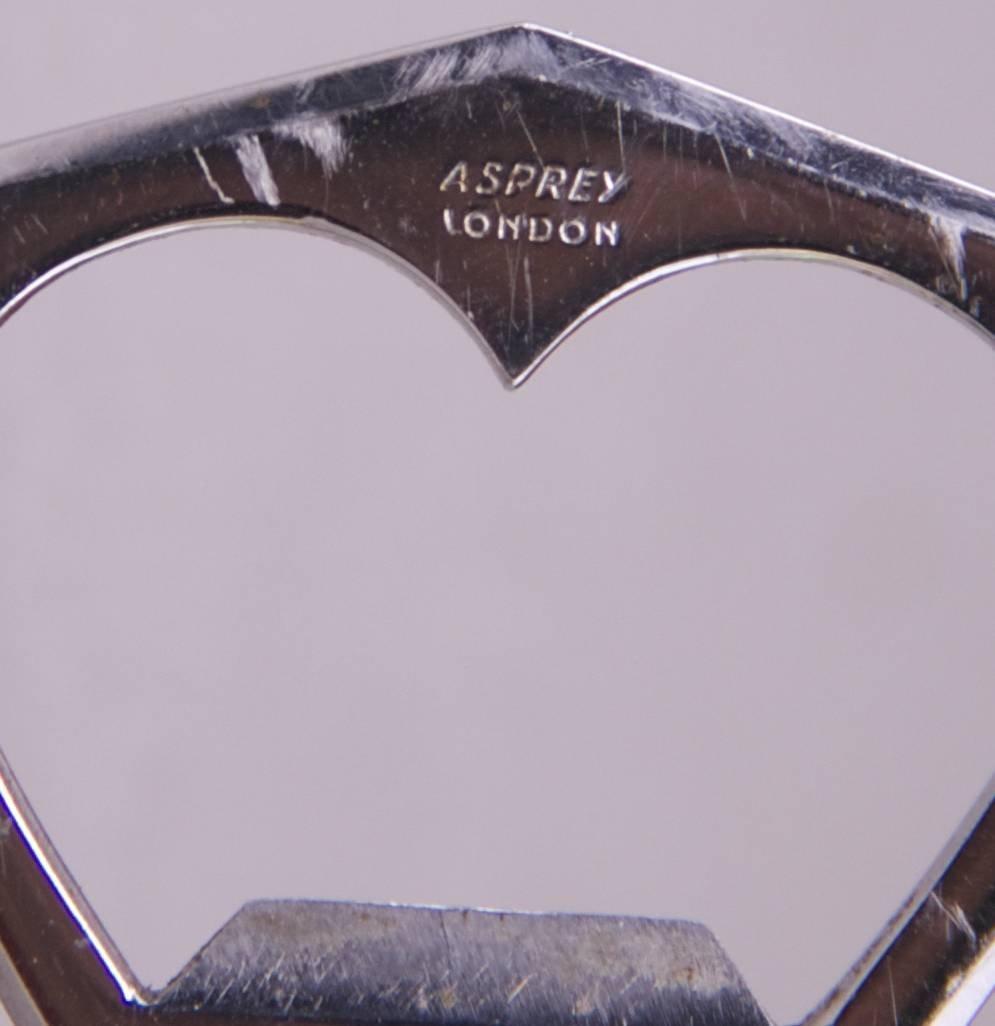 """Rare Antique Ivory tusk bottle opener.  Labeled """"Inox - 5"""