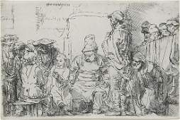 Rembrandt, Harmensz van Rijn (1606 Leiden - Amsterdam
