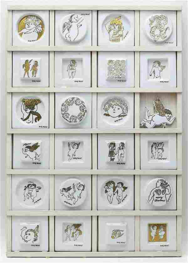 Warhol, Andy (1928 Pittsburgh - New York 1987)
