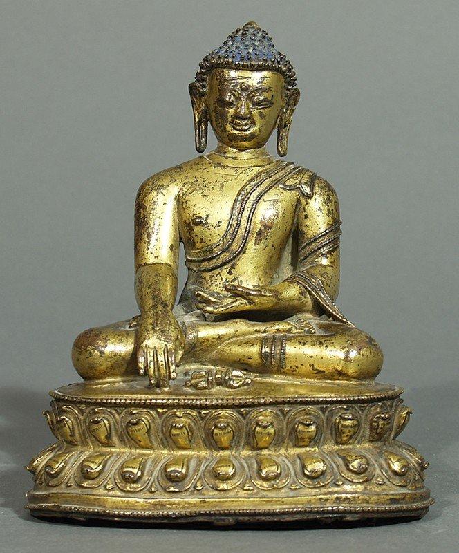 Buddha Akshobya.