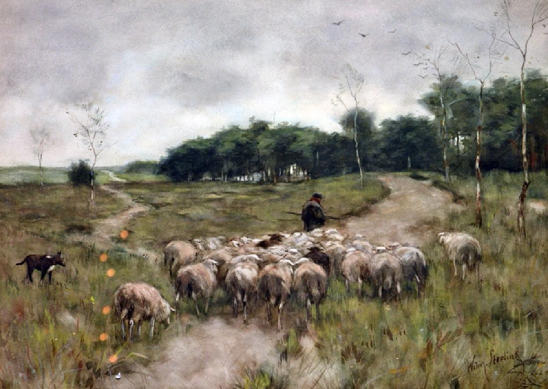 STEELINK, Willem II (1856-1928)
