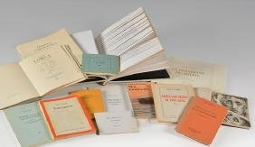 GALLIMARD EDITIONS, GLM EDITIONS AND OTHERS