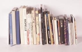 QUEBEC - ART BOOKS AND OTHERS - 36 volumes
