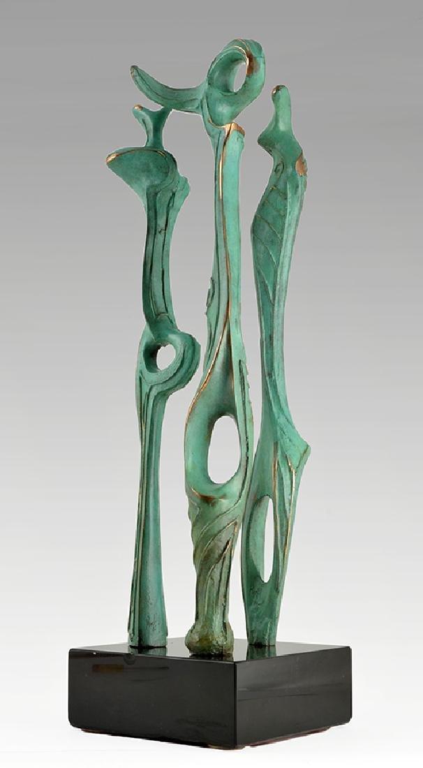 KIEFF, (Grediagia, Antonio dit) (1936-)