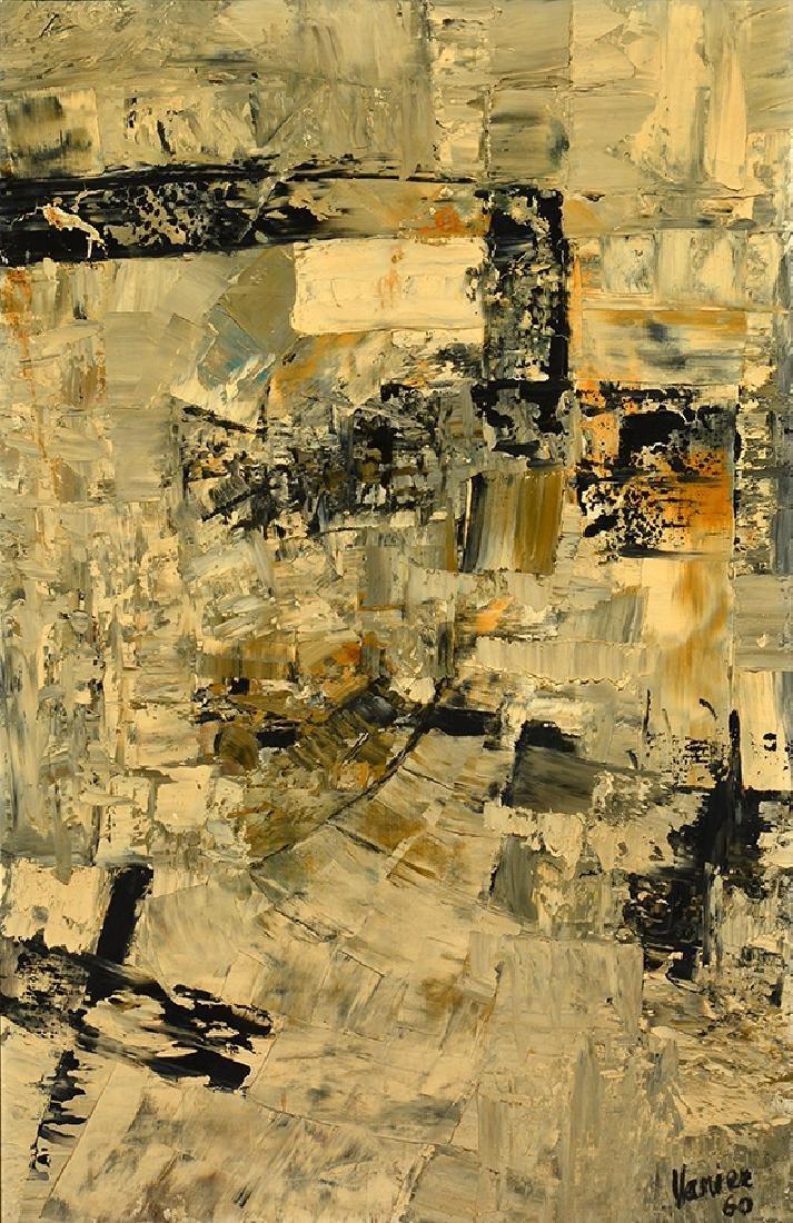 VANIER, Bernard (1927-)